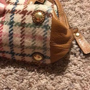 Coach Bags - Coach plaid bag